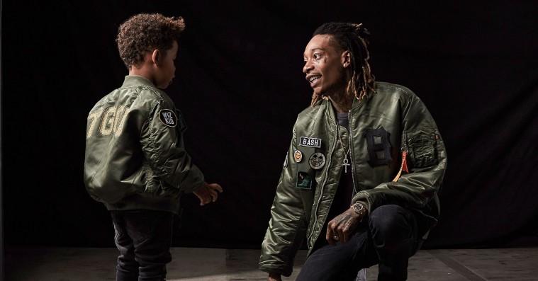 Wiz Khalifa laver tøjkollektion – inspireret af sin søn Sebastian