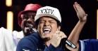 Danseopvisning: Se Bruno Mars' flabede '24K Magic'-optræden