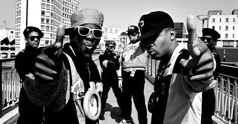 Mesterværk: Public Enemy udgav i 1988 forfaderen til den politiske hiphop