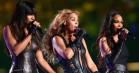 Se Destiny's Child genforenet i ny #MannequinChallenge