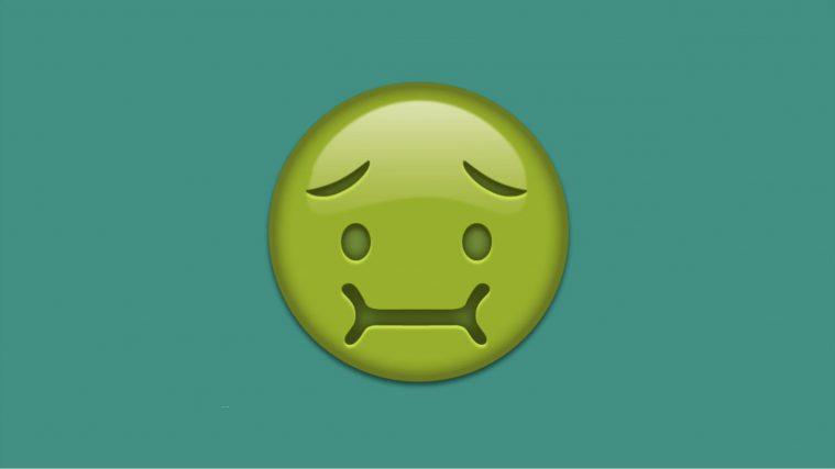 Emojis2016Puke
