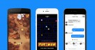 Smadr dine venner i klassiske minispil i Facebook Messenger