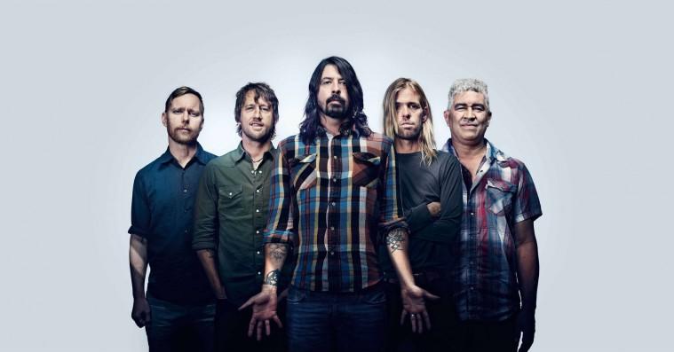Foo Fighters samarbejder med Justin Timberlake på kommende plade efter parkingsplads-brandert