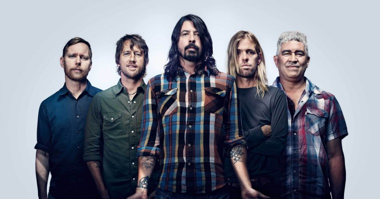 Foo Fighters er store i slaget, men spage i effekten