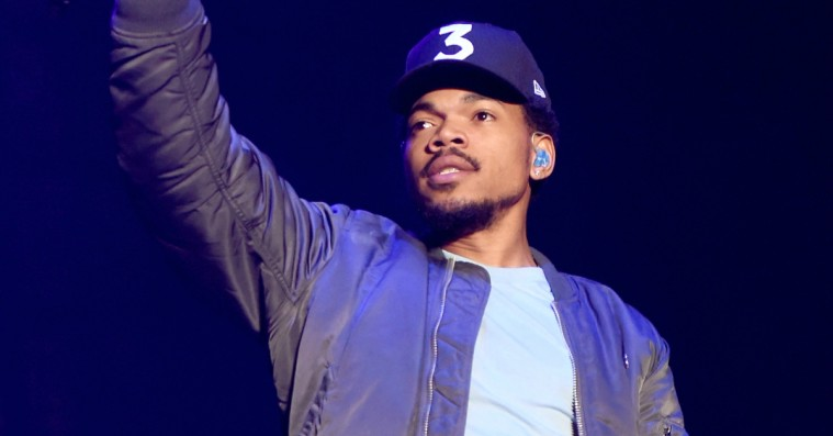 Chance the Rapper teaser ny musik på Instagram – sampler r'n'b-hit fra 90'erne