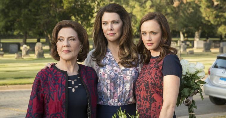 'Gilmore Girls: A Year in the Life': Rammer sit gamle niveau af intensitet og humor