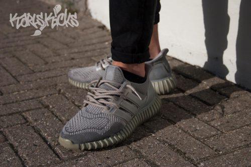 Karls sole-swap mellem Adidas Ultra Boost og Yeezy Boost
