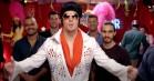 Channing Tatum pranker intetanende kontoransatte med Elvis, Vegas og strip