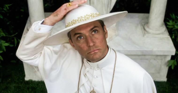Lyt til Soundvenue Filmcast: Jude Law i Sorrentinos 'The Young Pope' og et ulmende oprør fra den danske filmundergrund