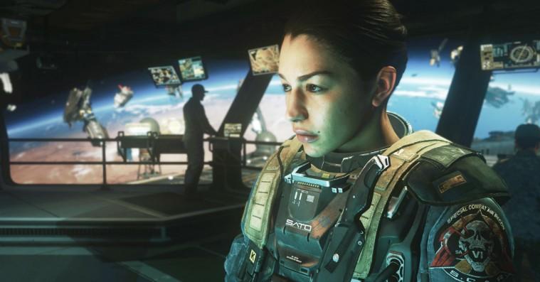 'Call of Duty: Infinite Warfare' er en sløj portion rumføde, men alligevel bedre end sidste år