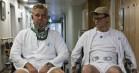 Seks bud på den amerikanske Casper i Sacha Baron Cohens 'Klovn'-remake