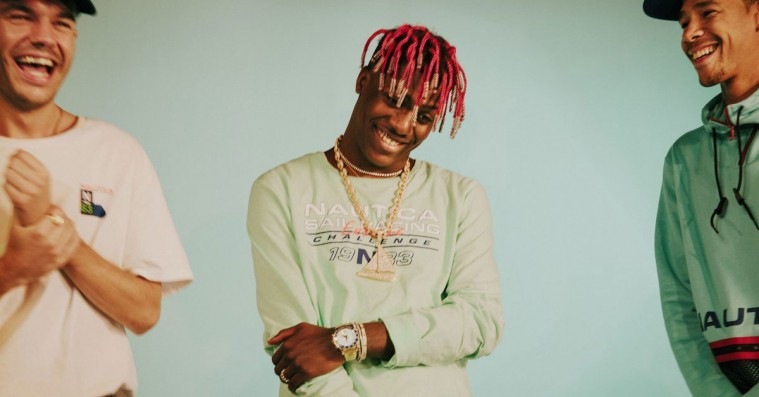 Lil Yachty er 90'er-glad med Urban Outfitters – genopliver Nautica