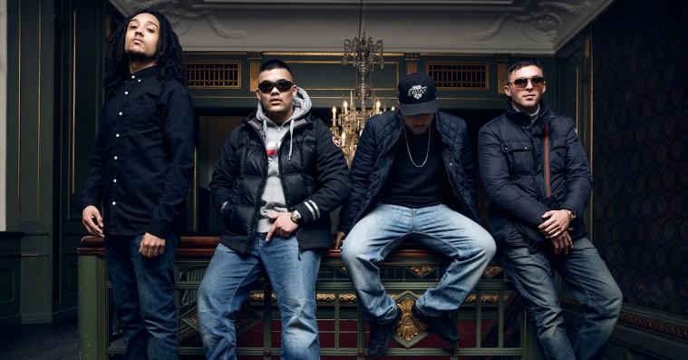 Molotov Movement er tilbage med 'Nu' – hør ny single fra kollektivets kommende ep