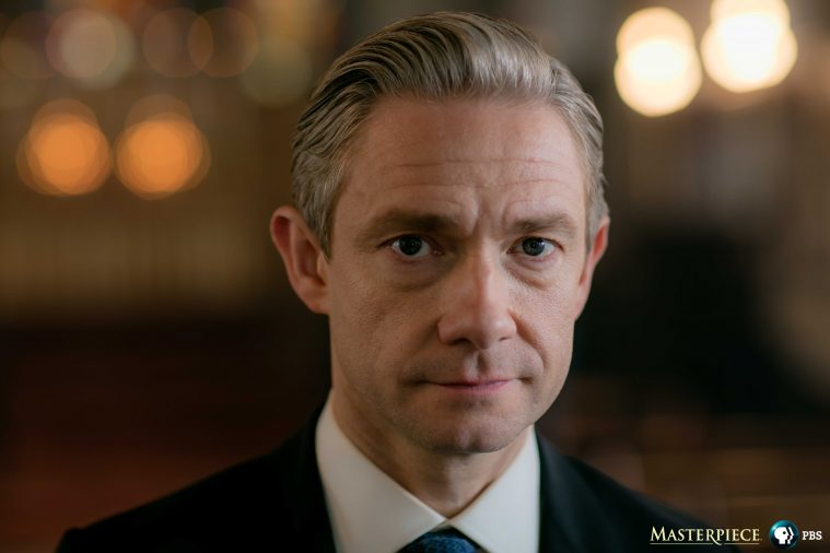 Sherlock, Season 4 premieres January 1, 2017 on MASTERPIECE on PBS. Picture shows: John Watson (MARTIN FREEMAN)