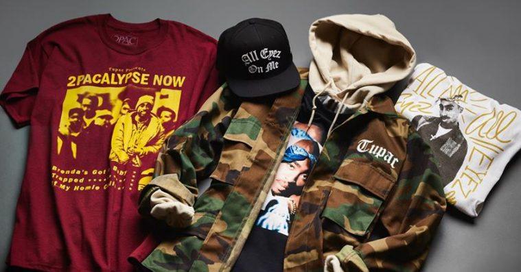 Urban Outfitters lancerer en '2Pac Forever'-kollektion