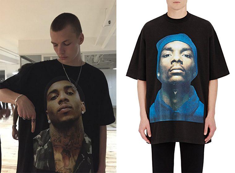Vetememes har i det mindste fundet en anden rapper til deres t-shirt