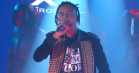 Vic Mensa kalder Donald Trump for racist under optræden hos Jimmy Kimmel