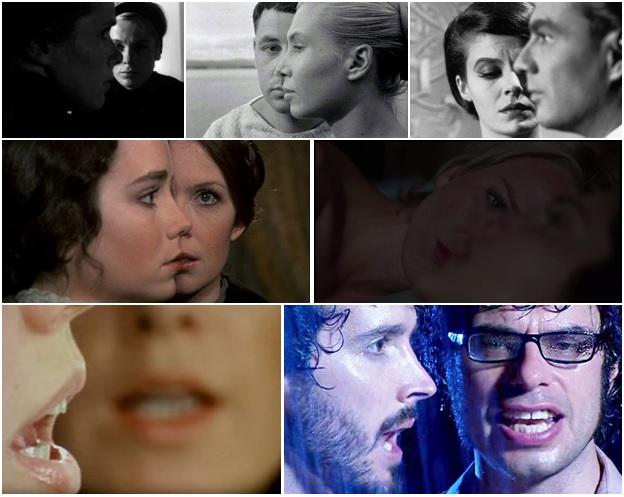 film filmhistoriens mest ikoniske scener er blevet stjaalet af alt fra twin peaks til skam