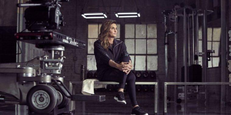 Caitlyn Jenner i en H&M-kampagne