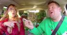 Jul i Carpool Karaoke: Se Corden og Mariah Carey synge 'All I Want For Christmas'