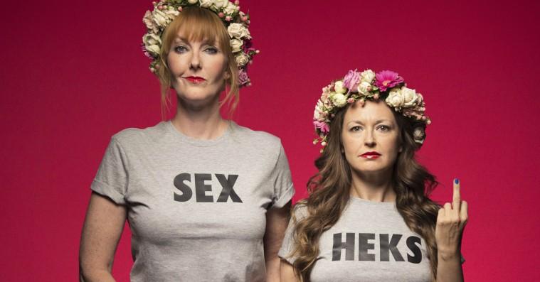 DR bag pinlig 'Ditte & Louise'-fadæse: Opdager, at kvinder er sjove