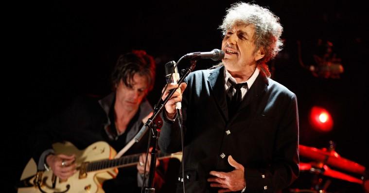 Bob Dylan giver koncert i Operaen i København