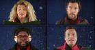 Se Fallon, McCartney og Hollywood-stjerner synge 'den værste julesang nogensinde'