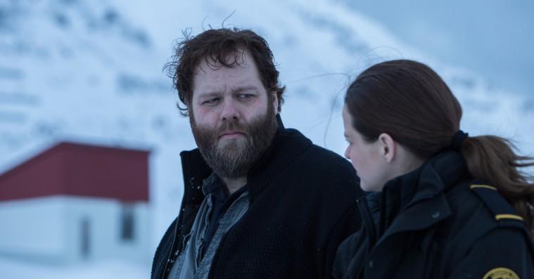 islandsk krimiserie