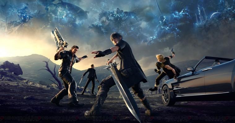 'Final Fantasy XV' byder på endeløse timers underholdning – og endnu mere mytologi