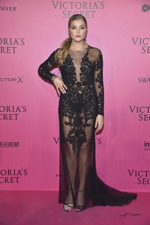 PARIS, FRANCE - NOVEMBER 30: Rachel Hilbert attends the 2016 Victoria's Secret Fashion Show after party on November 30, 2016 in Paris, France. (Photo by Pascal Le Segretain/Getty Images for Victoria's Secret)