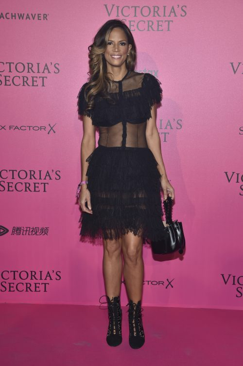PARIS, FRANCE - NOVEMBER 30: Veronica Web attends the 2016 Victoria's Secret Fashion Show after party on November 30, 2016 in Paris, France. (Photo by Pascal Le Segretain/Getty Images for Victoria's Secret)
