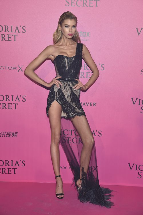 PARIS, FRANCE - NOVEMBER 30: Stella Maxwell attends the 2016 Victoria's Secret Fashion Show after party on November 30, 2016 in Paris, France. (Photo by Pascal Le Segretain/Getty Images for Victoria's Secret)