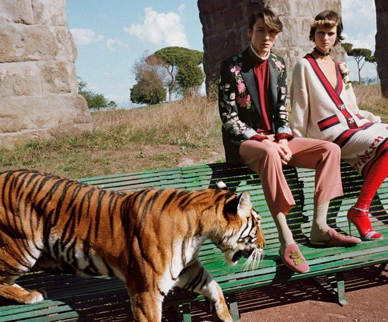 Gucci SS17-kampagne