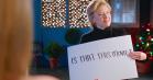 'Love Actually' skal gøre Hillary Clinton til præsident på målstregen – se 'SNL'-sketchen