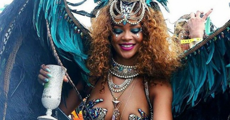 Rihanna lægger hypotetisk Beyoncé-beef i graven: »We don't need to be putting black women against each other«