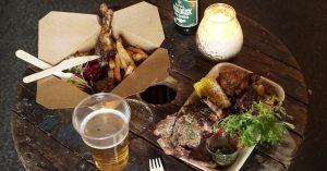 Mad-guide: 9 retter på Papirøen, der er perfekte til en kold øl