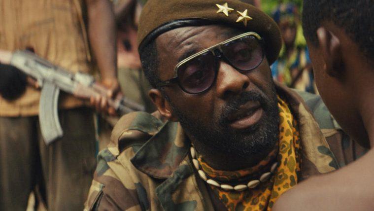 Idris Elba i 'Beasts of No Nation'
