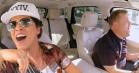 Funkfest i Carpool Karaoke: Se Bruno Mars fyre den af med James Corden