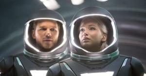Jennifer Lawrence om 'Passengers': »Jeg er skuffet over mig selv«