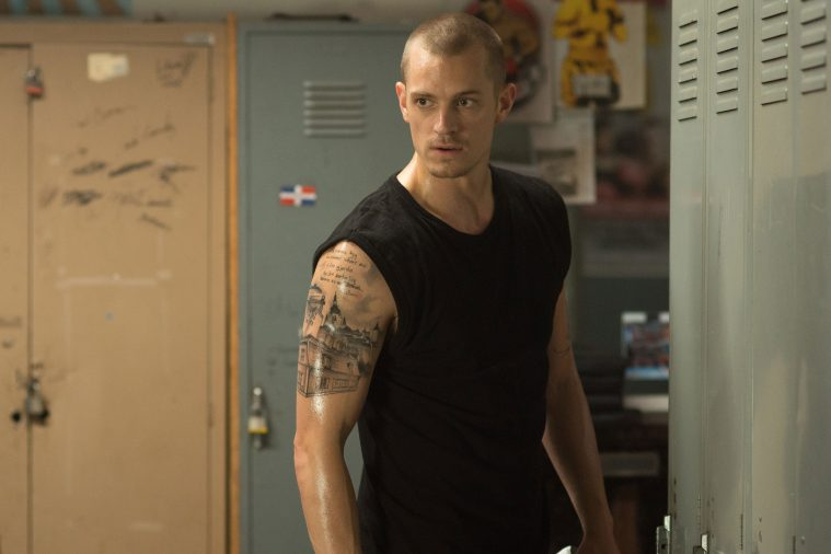 Joel Kinnaman i 'Run All Night'