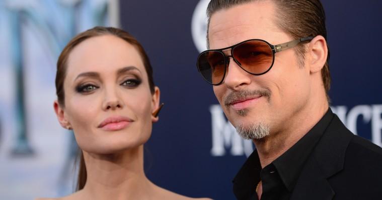 Angelina Jolie anklager Brad Pitt for ikke at betale børnebidrag, og Pitt tager til genmæle