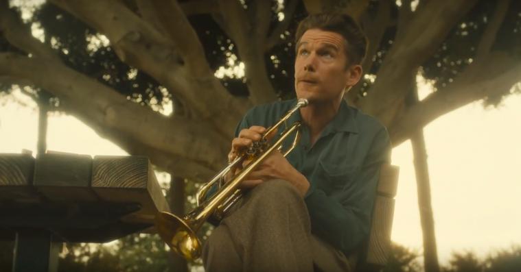 'Born to Be Blue': Ethan Hawke spiller jazzlegenden Chet Baker i skæv biopic