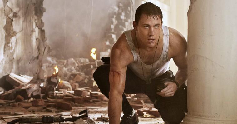 Channing Tatum og Tom Hardy teamer efter sigende op om turbulensramt filmprojekt