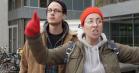 'Generation SoMe': DR3-satire spidder alt fra elitedateren til hipster-aktivisterne