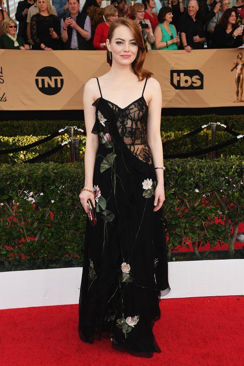 Emma Stone (Foto: Alberto E. Rodriguez/Getty Images)
