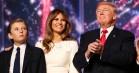 'Saturday Night Live'-tekstforfatter starter værdikamp efter groft tweet om Trumps yngste søn