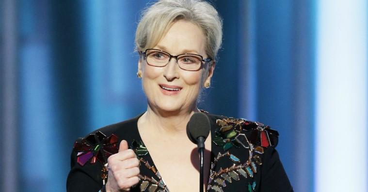 Kvindelige stjerner går i sort til Golden Globes som utvetydig #MeToo-protest
