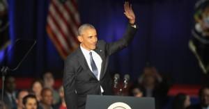 Drake takker og hylder Barack Obama efter afskedstalen: »Big up yaself O«