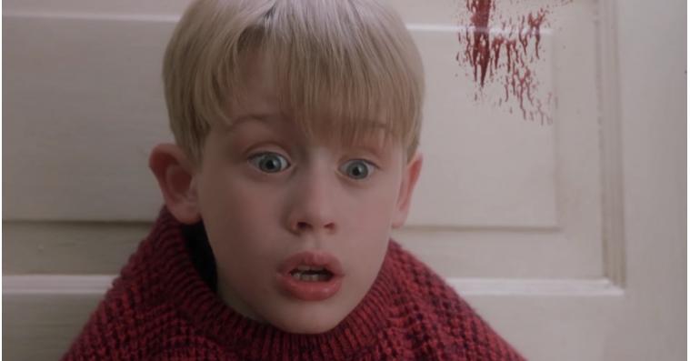 'Alene Hjemme'-filmene bliver knap så børnevenlige, når man tilføjer blod