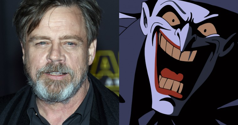 Mark Hamill oplæser Donald Trumps tweets som The Joker fra Batman-serien